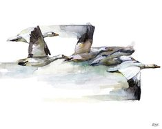 This is a fine art giclée print made from my original watercolor painting.  PRINT DESCRIPTION - Prints professionally printed on Finestra