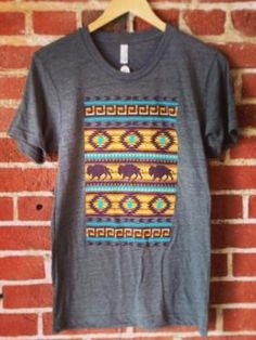 Native Tee | Tree and Leaf Clothing $25