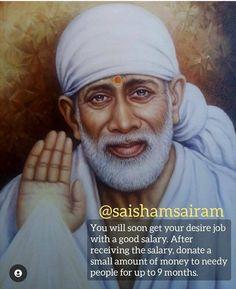 Sai Baba Pictures, God Pictures, Spiritual Religion, Spiritual Quotes, Shree Ram Photos, Sai Baba Miracles, Shirdi Sai Baba Wallpapers, Law Of Attraction Meditation, Sai Baba Quotes
