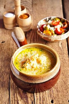 Vegetarian Recipes, Healthy Recipes, Veggie Soup, Hungarian Recipes, Hot Soup, Superfood, Food Porn, Good Food, Food And Drink