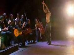 Joaquin Cortes y su flamenco III - YouTube A Must See Video Music/Singing is Great too