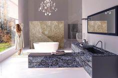 Amethyst Amethyste badezimmerschrank badezimmer spiegel