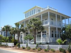 vacation rentals to book online direct from owner in . Vacation rentals available for short and long term stay on Vrbo. Santa Rosa Beach Rentals, Florida Beach Vacation Rentals, Florida Beaches, Vacation Spots, Beach Cottage Exterior, Beach Cottages, Beach Houses, Old Florida, Ideal Home