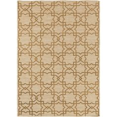 Hand-Woven Ipswich Geometric Cotton Rug (8' x 10') | Overstock.com Shopping - The Best Deals on 7x9 - 10x14 Rugs