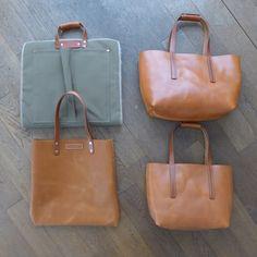 Größenvergleich Handtaschen Alexander von Bronewski