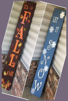 Customized farmhouse wood signs made to buy from recovered wood. Our wood signs are due and unique to wood versions, no products are exactly alike. #d... Wood Signs Sayings, Diy Wood Signs, Rustic Wood Signs, Pallet Signs, Easy Woodworking Projects, Easy Projects, Making Signs On Wood, Wooden Diy, Wood Crafts