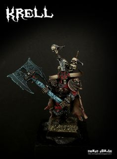 Vampire Count Krell - Lord of Undead