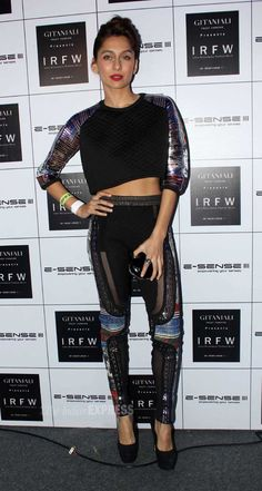 Anusha Dandekar at the India Resortwear Fashion Week Anusha Dandekar, Sushmita Sen, Bad Girl Aesthetic, Resort Wear, Party Time, Bollywood, Celebs, India, Outfits