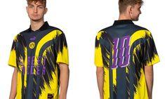 Borussia Dortmund x PUMA Street Soccer Jersey