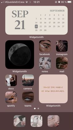 Organize Phone Apps, Iphone Life Hacks, Iphone App Layout, Phone Themes, Ios Update, Iphone Wallpaper Tumblr Aesthetic, Accessoires Iphone, Iphone Design, Ios Icon