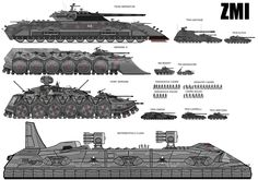 DeviantArt is the world's largest online social community for artists and art enthusiasts, allowing people to connect through the creation and sharing of art. Army Vehicles, Armored Vehicles, Military Gear, Military Weapons, Alien Concept Art, Sci Fi Ships, Sci Fi Weapons, Armored Fighting Vehicle, Futuristic Art