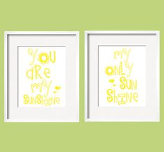 Prints to order for Emma's room