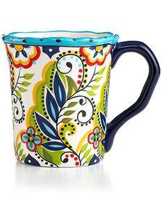 Pottery mugs - 47 DIY Sharpie Dinnerware Ideas – Pottery mugs Painted Mugs, Hand Painted Ceramics, Porcelain Ceramics, Fine Porcelain, Painted Pottery, Porcelain Tiles, Pottery Painting, Ceramic Painting, Dinnerware Diy