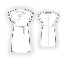 483300c3bd28f6 78 beste afbeeldingen van Rokjes   jurkjes maken - Sewing for kids ...