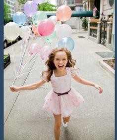 Cute idea for little girls photo