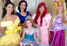 Princess Party in Boynton Beach