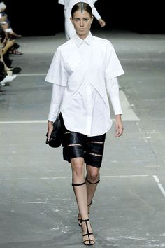 Alexander Wang - Spring 2013 Ready-to-Wear - Look 10 of 46