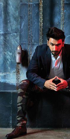 Ranveer Singh :* :*❤️❤️❤️ #HELLO!India