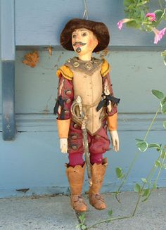 Antique 19th Century Marionette Puppet