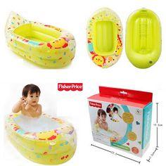 Take Baby Shoppee: FP inflateable Bath Tub