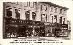 Morecambe-Lancaster-District-Co-Operative-Society-Shop-Regent-Road