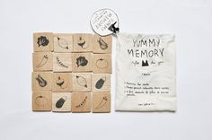 Ta.Ta. Unconventional Design For Kids: YUMMY MEMORY!