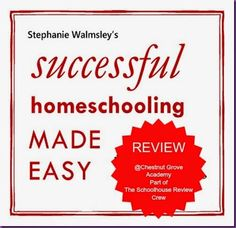 Review: Successful Homeschooling Made Easy (TOS Review)
