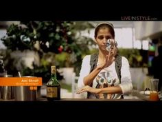#Unique Cocktails of India By #Ami Shroff - YouTube