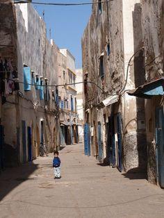 Medina of Essaouira, Essaouira, Morocco #travel #local #Morocco