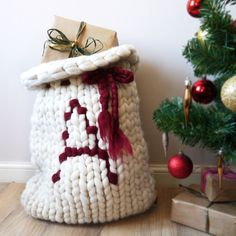 This personalised Santa Sack helps to make Christmas morning all the more special year after year