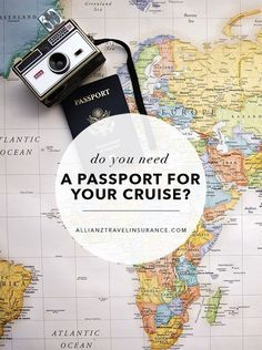Do You Need a Passport For Your Cruise? When you are planning your cruise vacation, this might be your biggest question.  Find out the information essentials, including which cruises you need a passport for and which you don't.  Cruises where you depart from and return to the same port, destinations and countries you'll visit that may require a cruise, Caribbean islands you can visit without a US passport, cruise travel tips, cruise planning, and more in this guide #cruise #passport #USAtravel