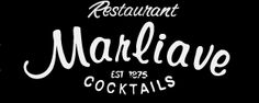 Marliave - An Historic Restaurant in downtown Boston. Special meaning! - Boston, Massachusetts