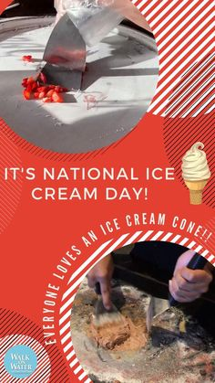 Shout out to Ice CREAM lovers everywhere! Chocolate Ice Cream, Vanilla Ice Cream, Ice Cream Day, Days Of The Year, Shout Out, Special Day, Photo And Video, Lovers, Instagram