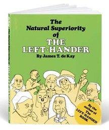 for left-handers like ME