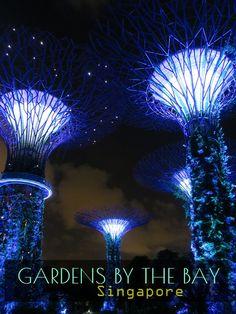 Birthday Eve   Gardens by the Bay, Singapore   HANIS AMANINA