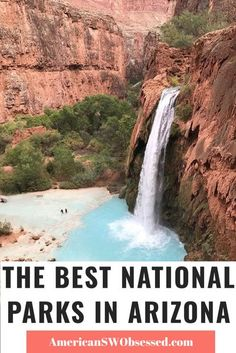These are the best national parks in #arizona you won't want to miss. Plus tips and tricks on how to get the most out of your visit #traveltips Usa Travel Guide, Travel Usa, Travel Tips, Travel Destinations, Travel Abroad, Travel Guides, Arizona National Parks, Travel Around The World, Around The Worlds
