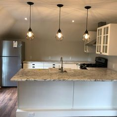 Happy y'all! I'm so excited to share this picture with you today. Check out how different this space looks (swipe… Happy Tuesday, Track Lighting, Ceiling Lights, Space, Instagram Posts, Check, Home Decor, Floor Space, Decoration Home