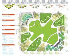 Four Competing Visions for 1st & Broadway Civic Park   Urbanize LA