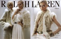 Ralph Lauren Collection Ad Campaign Fall/Winter 2009 Shot #7
