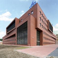 VCD-IT Groep kantoorgebouw  Groningen ( Oving Architecten)