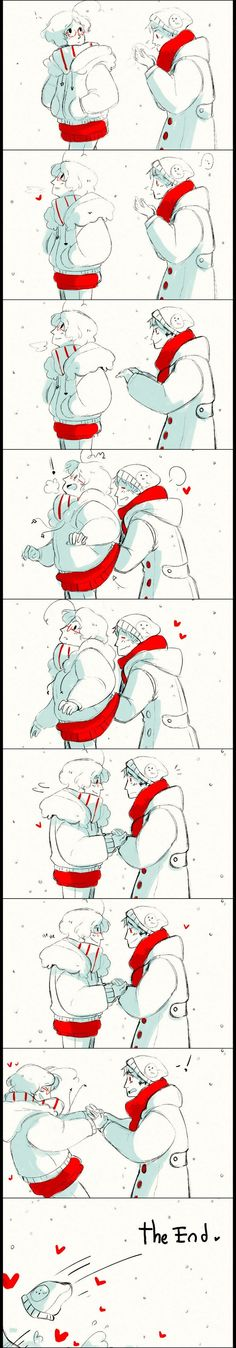 Prussia x Canada~!! (PruCan Yaoi)<---*playing dumb* I wonder how this got here...