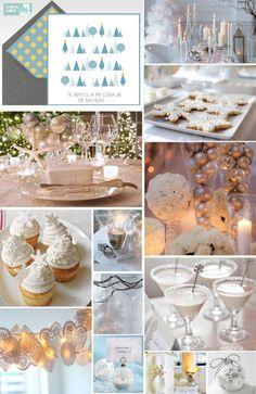 Invitaciones de navidad, tarjetas de navidad, felicitaciones de navidad, cena de navidad    Más info: www.LaBelleCarte.com