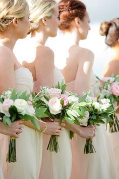 Gorgeous bridesmaid photo: http://www.stylemepretty.com/wyoming-weddings/jackson-hole/2015/03/10/elegant-jackson-hole-summer-wedding/ | Photography: Ashley Merritt - http://ashleymerrittphotography.com/