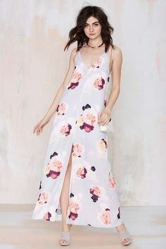 Keepsake Recover Maxi Dress | Shop Dresses at Nasty Gal