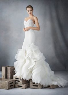 Style 3610 / Bridal gowns from the talented Lazaro! Perfect for any wedding style. Only a few spots available for our Lazaro Trunk Show this weekend at the JLM Flagship Boutique, 3/24-3/26! 10% off of a Lazaro gown and a sketch from Lazaro himself! Don't miss out, call or email to make an appointment! 424-249-3909 / info@jlmboutique.com @lazarobridal @jlm_couture #lazaro #jlmboutique #jlmcouture #wedding #bridal #weddingdress #bridalgown #weddinginspo #weddinginspiration #bride #fashion