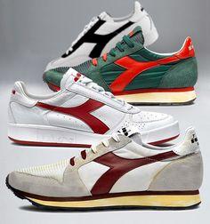 The Diadora Queen collection. Great looking shoe!!