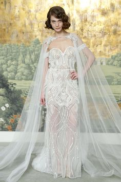 No mês de Abril é quando ocorre em Nova York, o Bridal Show, que seria como o NY Fashion Week das Noivas. Nestes desfiles os grandes designe...