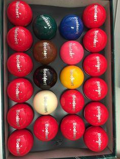 Bedrukken biljartballen.  www.polo.gent of www.polo-gent.be