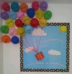 cartelera escolar / bienvenidos ile ilgili görsel sonucu