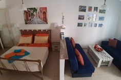 Tak wygląda nasz apartament Loft, Studio, Bed, Furniture, Home Decor, Crete, Decoration Home, Stream Bed, Room Decor